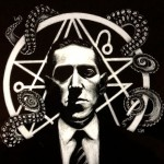 Howard Phillips Lovecraft (Art Copyright by Tim Shay)